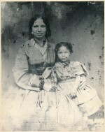 Martha Boardman And Daughter, c. 1874